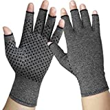 Compression Glove for Rheumatoid, Osteoarthritis - Heat Hand Gloves for Computer Typing, Arthritic