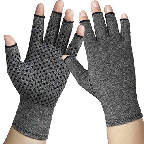 Arthritis Gloves Compression Glove for Arthritis for Women and Men-Ease Rheumatoid, Osteoarthritis...