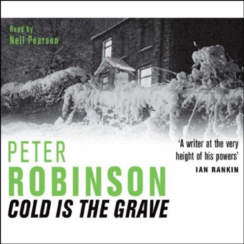 Cold Is the Grave cover art