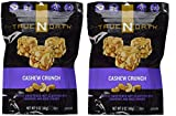 True North Cashew Crunch | Lightly Sweetened Nut Clusters with Cashews and Rice Crisps | 5 Oz Per Bag | Two Bags