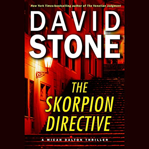 The Skorpion Directive audiobook cover art