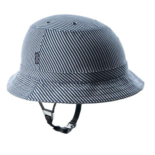Yakkay - Tokyo Blue Stripe - Cover - S (ohne Helm)
