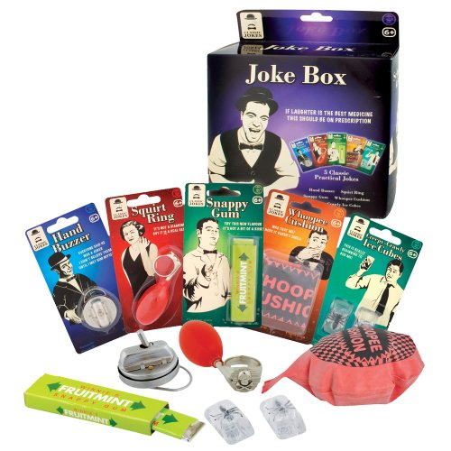 Tobar- Jokes 5 Scherzi in 1 Box, 10250