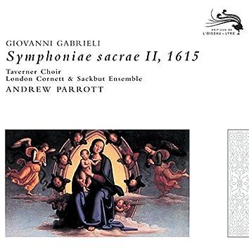 Gabrieli, Giovanni: Symphoniae Sacrae II