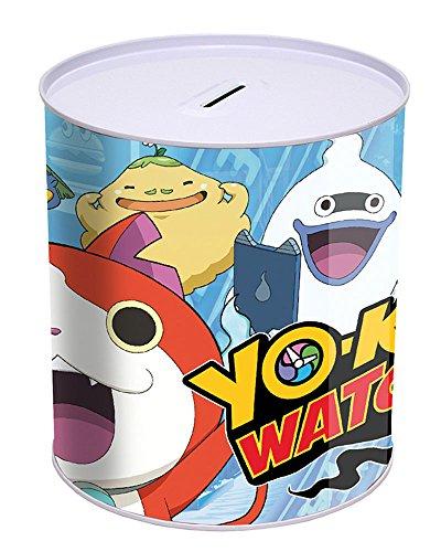 Yo-Kai Watch Hucha cilíndrica 13, 0 (CYP Imports HM-16-YK)