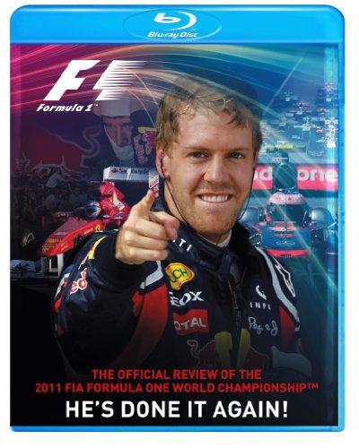 2011 Fia Formula One World Championship Review [Blu-ray]