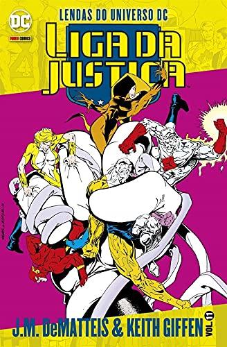 Liga da Justiça Vol. 11: Lendas do Universo DC