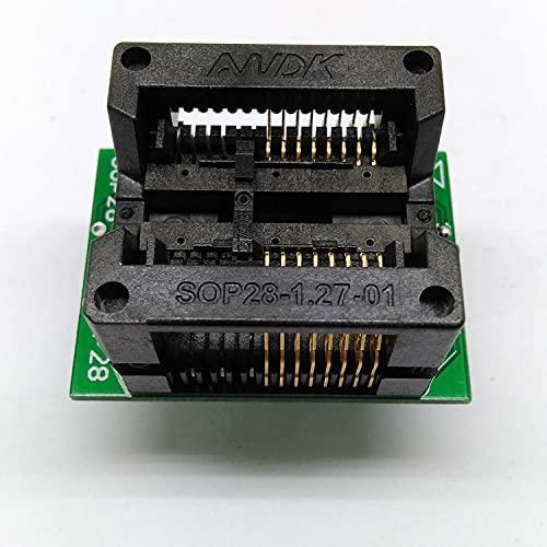 SOP16 Chip Programming Socket 300mil OTS28-1.27-04 Socke IC New popularity Fresno Mall Test