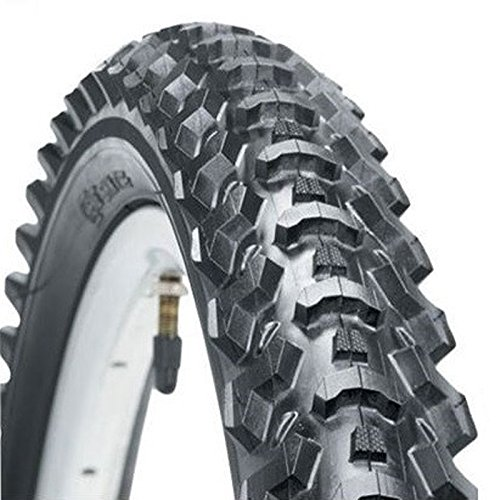 Raleigh T1287 Eiger Cycle Tyre - Black, 26x1.95 cm