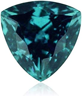 Mysticdrop Lab Created Alexandrite Trillion Shape AAA Quality from 3MM-8MM