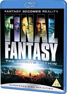 Final Fantasy: The Spirits Within [Blu-ray] [2007] [Region Free] (B000VU0KGS) | Amazon price tracker / tracking, Amazon price history charts, Amazon price watches, Amazon price drop alerts
