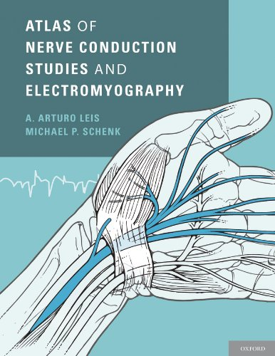 Atlas of Nerve Conduction Studies and Electromyography (English Edition)