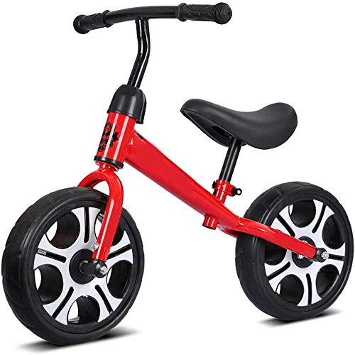 Buy Bargain Kids Balance Bike, Toddler Push Bike, No Pedal Scooter Bicycle with EVA Anti-Skid Wheels...