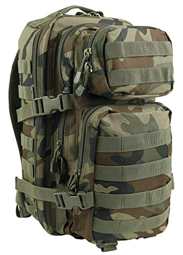 Brandit US Cooper Rucksack medium woodland Gr. OS Art. 8007-10-OS