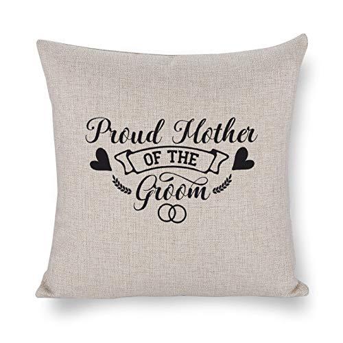 PeteGray Fundas de almohada para decoración de casa de campo, de 45,7 x 45,7 cm, para sofá, sofá, decoración decorativa para padre, funda de almohada para dormitorio