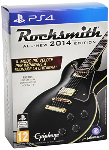 Rocksmith 2014 [Importación Italiana]