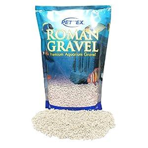 Pettex Roman Gravel Aquatic Roman Gravel, 2 Kg, Natural Cream