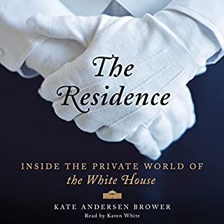 The Residence audiobook cover art