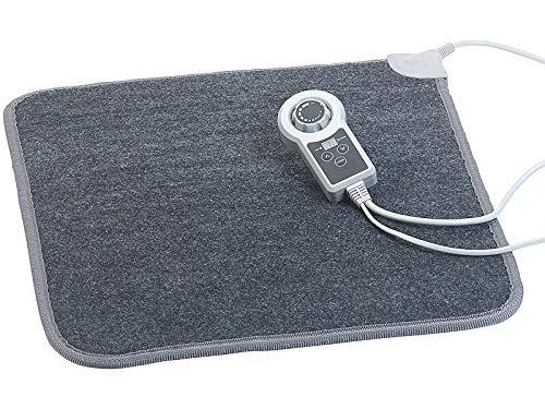 infactory Heizmatte: Beheizbare Infrarot-Fußboden-Matte, Vliesstoff, 50x55 cm, 60 °C, 66 W (Fußheizung)