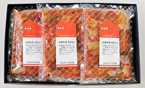 [カネナカ食品工業] キムチ 加賀能登 和きむち 100g×9袋