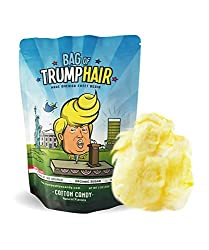 Trump Wigging out joke Edible Cotton Candy