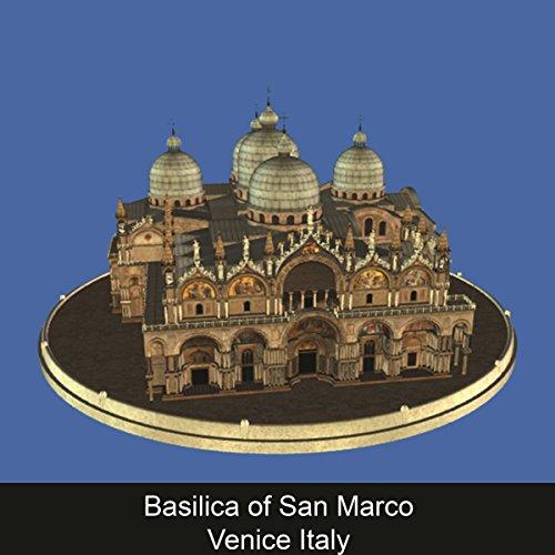 Basilica of San Marco Venice Italy copertina