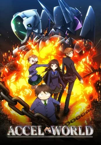 Accel World: Japanese Anime Notebook, Otakus Gifts (6' X 9' 100 Pages) With Blank Paper for Drawing, Writing, Sketching Notebook for Manga Boys, Girls, Teens, Teen Artists.