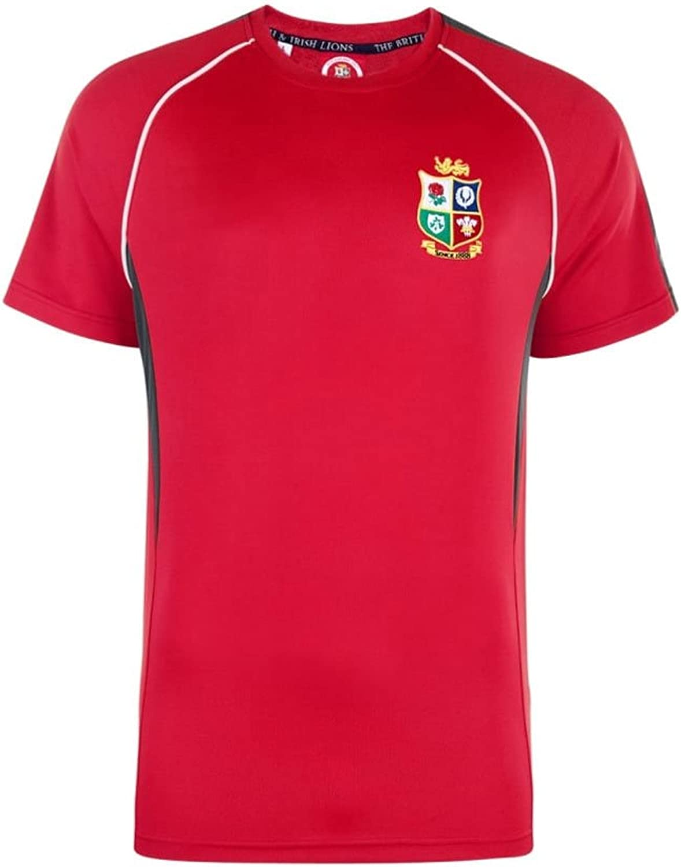 SPORTFOLIO british and irish lions winger performance tshirt [red]