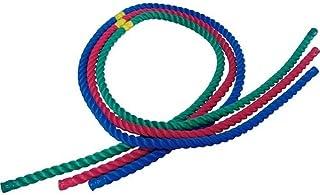 鵜沢ネット 体つくりカラーロープ?レッド 63-881