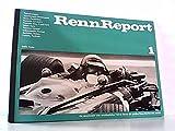Renn Report 1. / Race Report 1. Tourenwagen, Sportwagen-Prototypen, Renn-Zweisitzer, Formel 1, 2 und 3, Formel Vau, 4 und Ford, Stock Cars, Tasman-Formel, Indianapolis Formel, Berichte, Daten, Fakten,