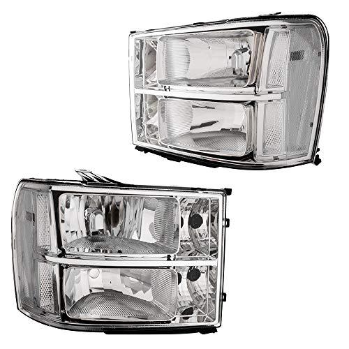07 gmc headlights - 2