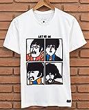 Camiseta Beatles Let it Be STM