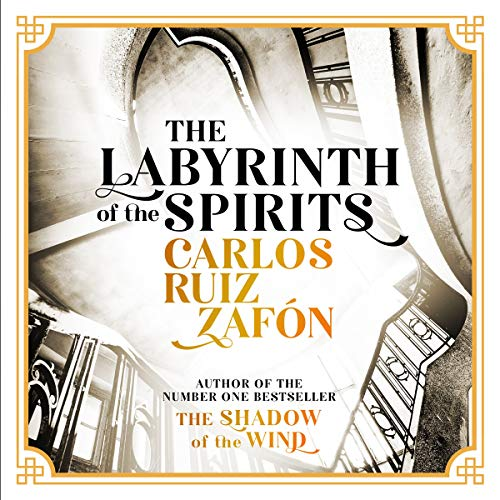 Couverture de The Labyrinth of the Spirits