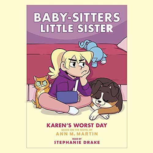 Karen's Worst Day cover art