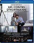 オッフェンバック : 歌劇 「ホフマン物語」 (Jacques Offenbach : Les Contes d'Hoffmann / Rotterdam Philharmonic Orchestra | Carlo Rizzi) [Live] [日本語帯・解説付]