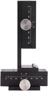 SPWXZ40-90 Plataforma de corte manual XZ, Guía de Engranaje Ajustable Etapa de Elevación de Alta Precisión 40x90 Mm Para I...