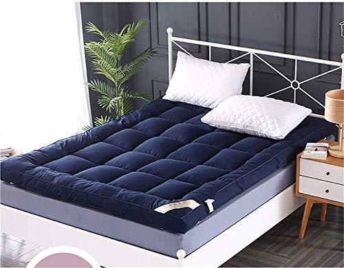 ZY&DD Gepolsterte Tatami Matratze,Feder Matratze,Stereo Dick Warme Sleeping mat,Hypoallergen Weich Futon-G 90x200cm(35x79inch)
