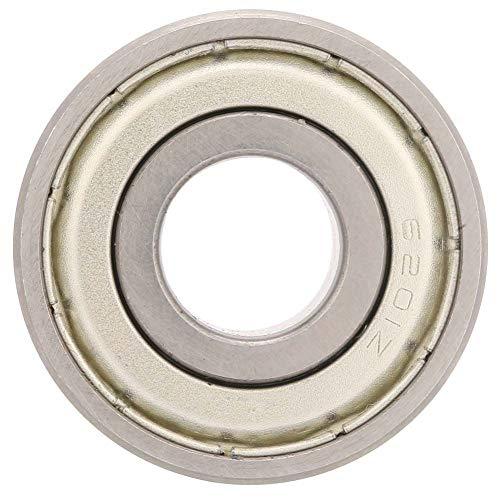 12mm * 32mm Rillenkugellager, 10 Stücke 6201z Lagerstahl Rillenkugellager in Getriebe, Instrumentierung, Motoren, Haushaltsgeräte