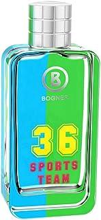 Bogner Sports Team 36 Homme/man, Eau De Toilette Vaporisateur, 100ml3.3oz