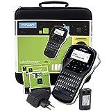 DYMO LabelManager 280 Kit Etichettatrice Portatile Ricaricabile Tastiera QWERTY con Custodia e 2 Nastri per Etichette D1