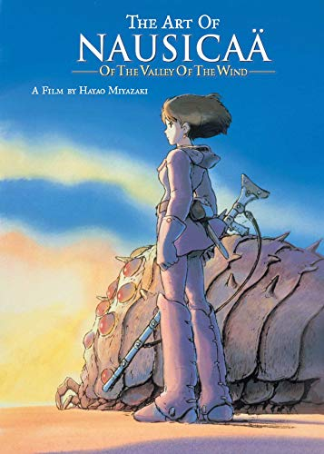 The Art of Nausicaä of the Valley of...