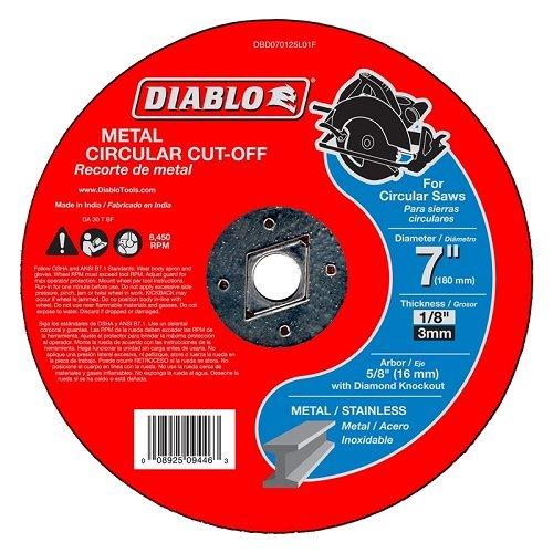 Freud-Diablo DB 7X1/8X5/8IN Metal CIR Cutoff