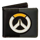 JINX Overwatch Logo Bi-Fold Wallet, Multi-Colored, Standard Size