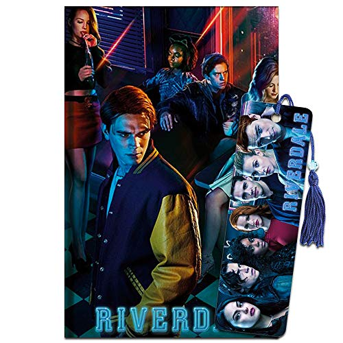 Riverdale Merchandise Diary Set -- Riverdale Book Journal with Riverdale Bookmark (Licensed Riverdale Merch)