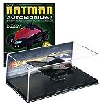 DC Comics - Batman Automobilia Collection Vehículos de Batman Nº 15 Batman & Robin #1