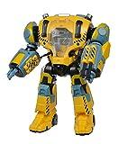 Simba 109391006 - Die Nektons gelber Nekbot / voll beweglich / Unterwasserroboter der Nektons /...