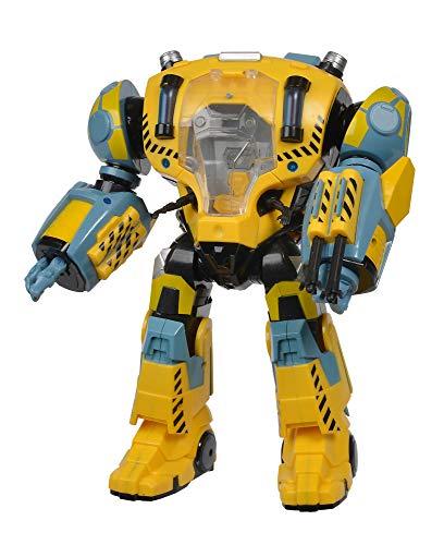 Simba 109391006 - Die Nektons gelber Nekbot / voll beweglich / Unterwasserroboter der Nektons / Passend für 1 Figur / mit Magnet- und Schießfunktion / 31cm / Wasserfest