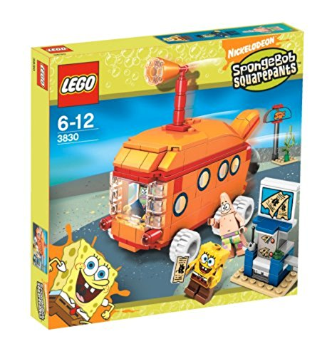LEGO Bob Esponja 3830