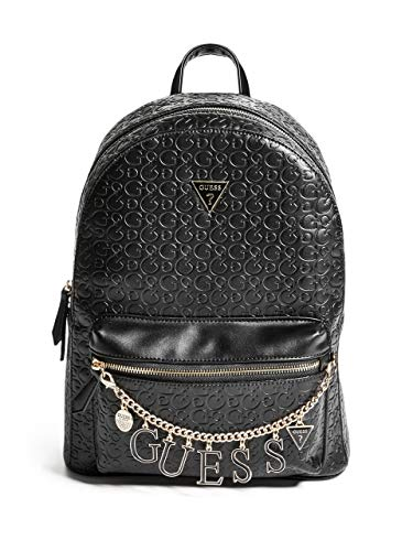 GUESS Factory Carlita Convertible Charm Backpack