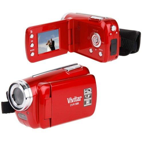Vivitar DVR 508 (SD Card/SDHC Card)